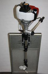 4-х тактный лодочный мотор Шмель 1, 6 л.с.(новый)