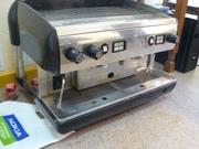 Продажа кофемашины San Marino C.M.A. Sme/2 Brava в связи с закрытием