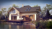 Индивидуальное и типовое проектирование загородных домов
