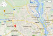 Kiev,  Lecya Kyrbasa,  Borshagovka