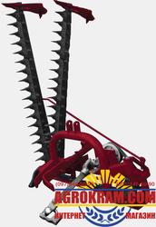 Сенокосилка сегментная на трактор