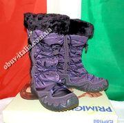 Сапоги детские зимние кожаные Primigi Gore-Tex оригинал