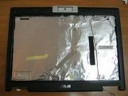 Верхняя крышка от ноутбука Asus F3S