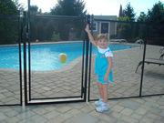 Детское ограждение для бассейна