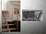 Комплектующие для модульных лестниц от производителя