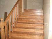 Деревянные лестницы: производство,  изготовление,  монтаж под ключ