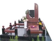 Изготовление и установка мраморных и гранитных  памятников.