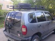 Багажник экспедиционный Нива шевроле