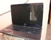 Продаётся нерабочий ноутбук Acer Aspire 5532 на запчасти.