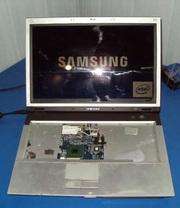 Продам нерабочий ноутбук  Samsung NP-X11E на запчасти