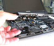 Продаётся ноутбук Samsung X22в нерабочем состоянии.