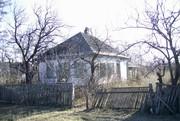Продам зелельнный участок с домом под снос