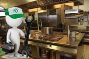 Сервисное обслуживание ресторанов,  монтаж,  ремонт оборудования