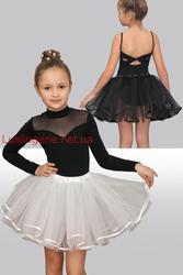 Детская юбка пачка для балета для девочек-балерин