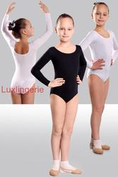 Классический купальник для танцев и гимнастики для детей