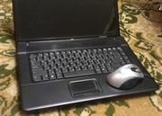 Нерабочий ноутбук  HP Compaq 615 на запчасти.