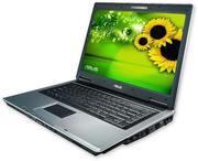 Продам на запчасти нерабочий ноутбук ASUS F3K ( разборка и установка )