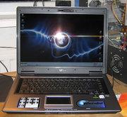 Продам на запчасти нерабочий ноутбук Asus F3J ( разборка и установка )