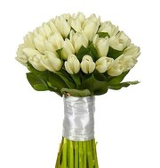 Букет тюльпанов для фирм
