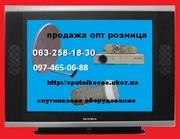 Установка спутниковой антенны в Киеве и обл