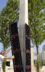 опалубка пластиковых колонн-аренда