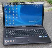 Продам на запчасти нерабочий ноутбук Lenovo IdeaPad G580 (разборка и у