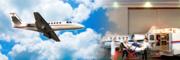 Авиатранспортировка пациентов по всему миру