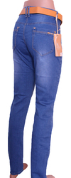 Продам женские джинсы с выской посадкой зауженные