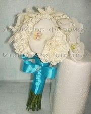 Букет невесты из гвоздики Киев