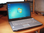 Продам на запчасти нерабочий ноутбук Toshiba Satellite A205 (разборка