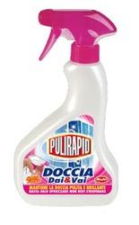 Средство для очистки и защиты душевой кабины Pulirapid