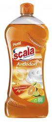 Средство для мытья посуды с ароматом цитруса Scala (750 мл.)