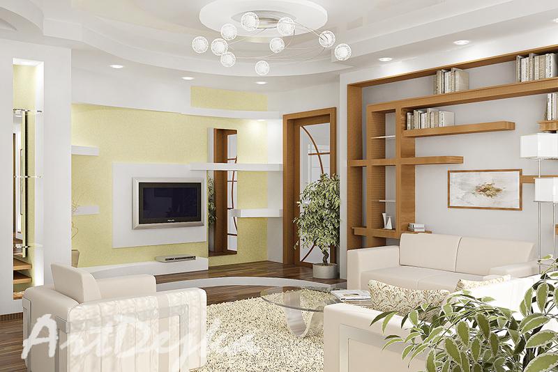 Дизайн квартир киев недорого