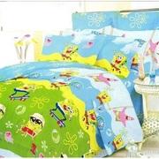 Купить детскую постель Украина - комплект Губка Боб