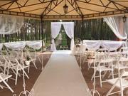 Свадебная выездная церемония. Оформление и проведение