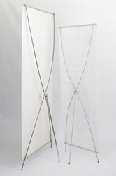 Мобильный выставочный стенд,  Паук,  х-баннер,  x-banner (60х160см80х180)