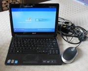Продам на запчасти нерабочий ноутбук Acer Aspire One zg8 (разборка и у
