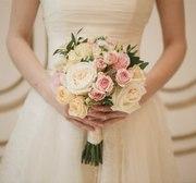 Букет невесты из роз Киев