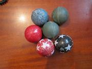 Мячи для метания и массажа