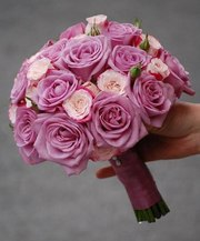 Букет невесты из роз на заказ Киев