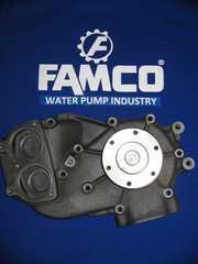 Насос охолоджуючої рідини (FAMCO)  FM184801000