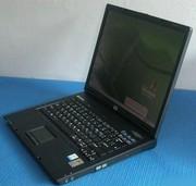 Продам на запчасти нерабочий ноутбук HP nx6110 (разборка и установка)