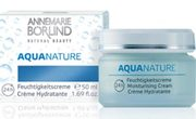 Увлажняющий крем 24-часового действия Aquanature,  50 Annemarie Borlind