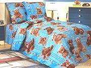 Детское постельное белье Киев,  Комплект Мишки Тедди