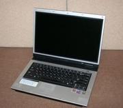 Продам на запчасти рабочий ноутбук Samsung R50 (разборка и установка)