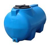Горизонтальные пластиковые емкости от 85 до 5000 литров