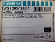 Siemens Модуль дискретных 8 входов(12..230~)5WG1 263-1EB01