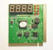 Диагностическая плата POST card,  PCI POST-4909