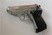 Стартовый пистолет Шмайсер Псш-790 в хроме