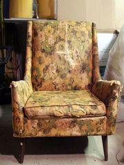 Перетяжка,  ремонт мягкой мебели